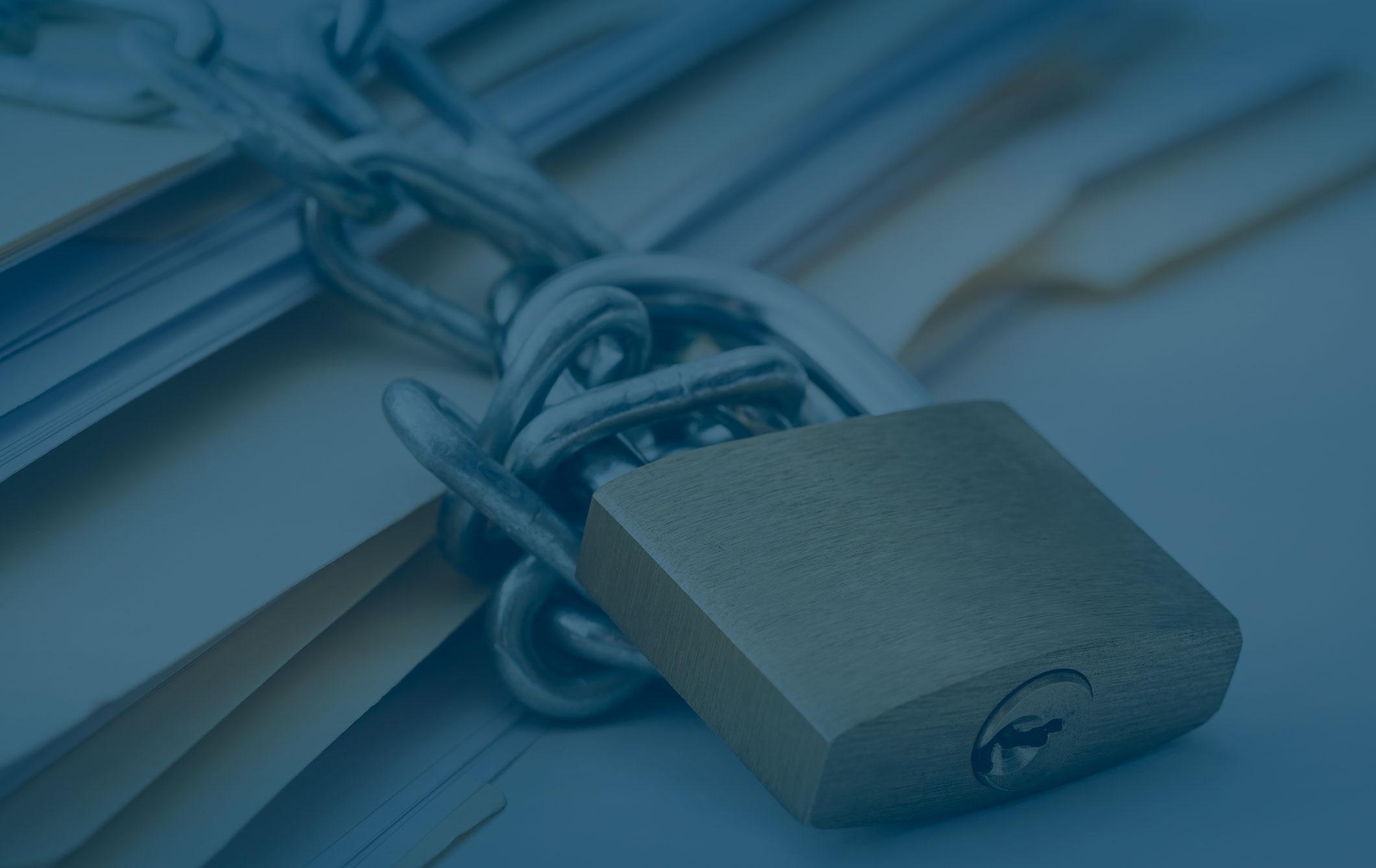 Работа со служебной информацией ограниченного распространения, содержащейся в документах об антитеррористической защищенности